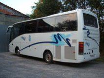 Авто класса автобусы Man