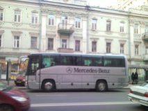 Mercedes Benz 0350 фото