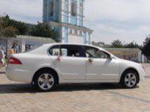 Авто бизнес класса Skoda Super B