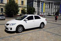 Авто класса Стандарт Toyota Corolla