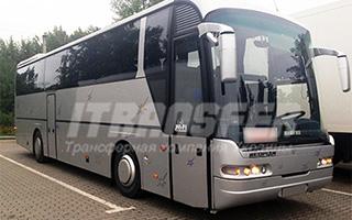 Прокат Neoplan (50 мест) с водителем