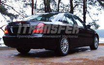 Авто представительского класса Mercedes E-class W211