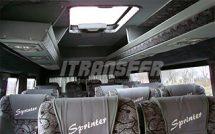 Авто класса минивэны Sprinter (18 мест)