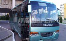 Isuzu (мидибус) на прокат с водителем