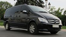 Mercedes Viano LUX аренда с водителем
