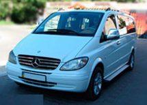 Mercedes Vito (Мерседес Вито) аренда с водителем