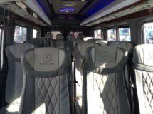 Салон Mercedes Sprinter (21 местный)