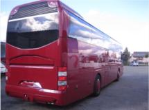 Авто класса автобусы Neoplan (красный)