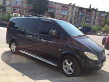 Авто класса минивэны Mercedes Vito (7 мест)