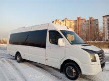 аренда микроавтобуса 20 мест