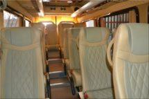 Автобус Mercedes Sprinter VIP (21 место)